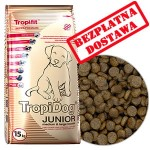 TROPIDOG SUPER PREMIUM JUNIOR MEDIUM & LARGE BREEDS  15kg