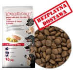 TROPIDOG PREMIUM ADULT MEDIUM & LARGE BREEDS -TURKEY & RICE 12kg