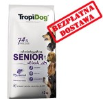 TROPIDOG PREMIUM  SENIOR ALL BREEDS  12 kg