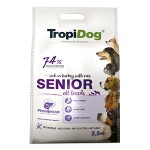 TROPIDOG PREMIUM  SENIOR ALL BREEDS  2,5 kg